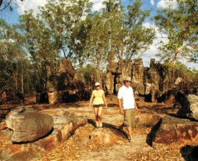 The Lost City - Litchfield National Park - Accommodation Rockhampton