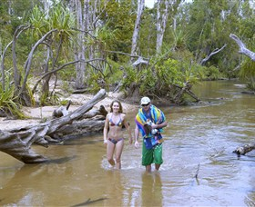 Tjuwaliyn / Douglas Hot Springs Park - Accommodation Rockhampton