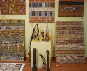 Tiwi Design Aboriginal Corporation - Accommodation Rockhampton