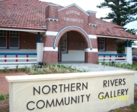Northern Rivers Community Gallery - Accommodation Rockhampton