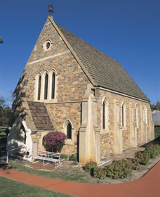 Uniting Church - York - Accommodation Rockhampton