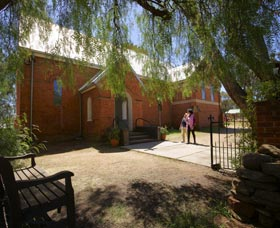 Holy Trinity Church - Accommodation Rockhampton