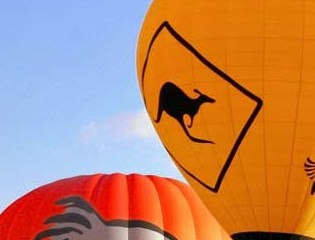 Hot Air Balloon - Accommodation Rockhampton