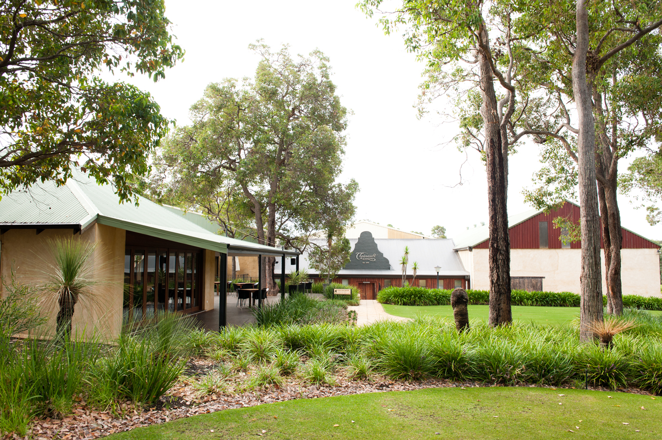 Clairault  Streicker Wines - Accommodation Rockhampton