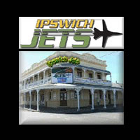 Ipswich Jets - Accommodation Rockhampton