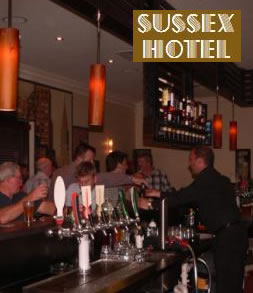 Sussex Hotel - Accommodation Rockhampton