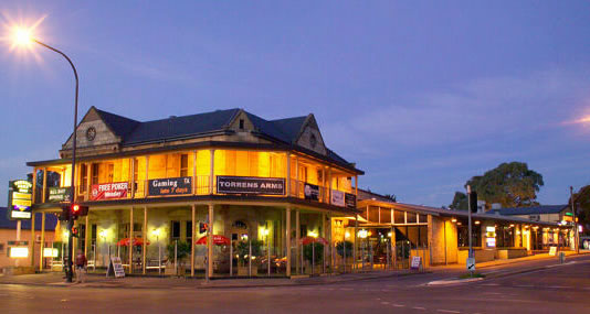Torrens Arms Hotel - Accommodation Rockhampton