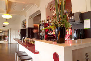 White Bar - Accommodation Rockhampton