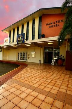 Hamilton Hotel - Accommodation Rockhampton