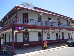 Lord Exmouth Hotel - Accommodation Rockhampton