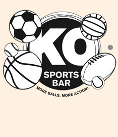 The KO Sports Bar - Accommodation Rockhampton