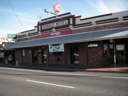Donald Hotel - Accommodation Rockhampton