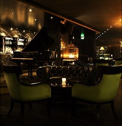 Trademark Hotel Lounge Bar and Piano Room - Accommodation Rockhampton