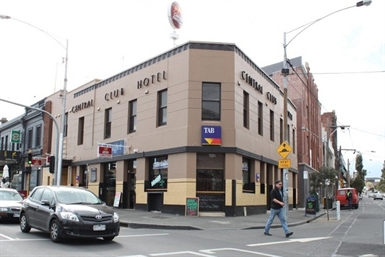 Central Club Hotel - Accommodation Rockhampton