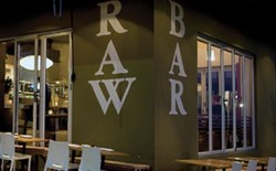 Raw Bar - Accommodation Rockhampton