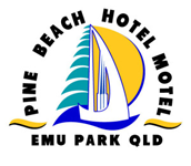 Pine Beach Hotel-Motel - Accommodation Rockhampton