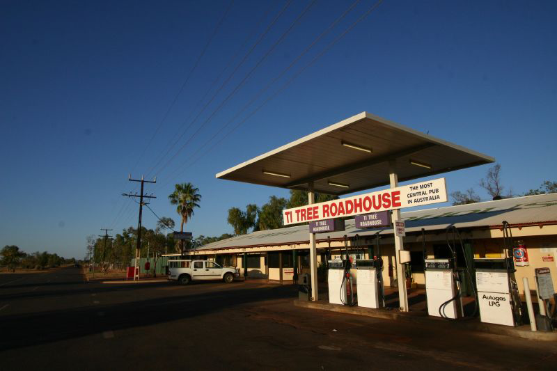 Ti Tree Roadhouse - Accommodation Rockhampton