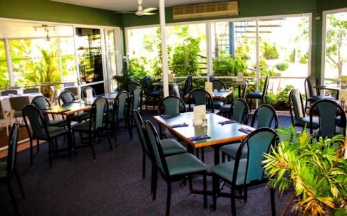 KBRs Licensed Restaurant - Accommodation Rockhampton