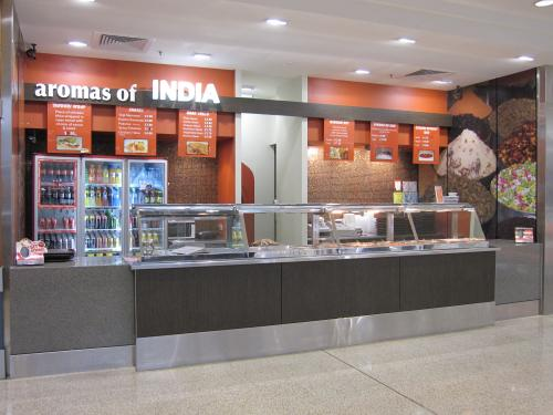 Aromas of India Restaurant - Accommodation Rockhampton