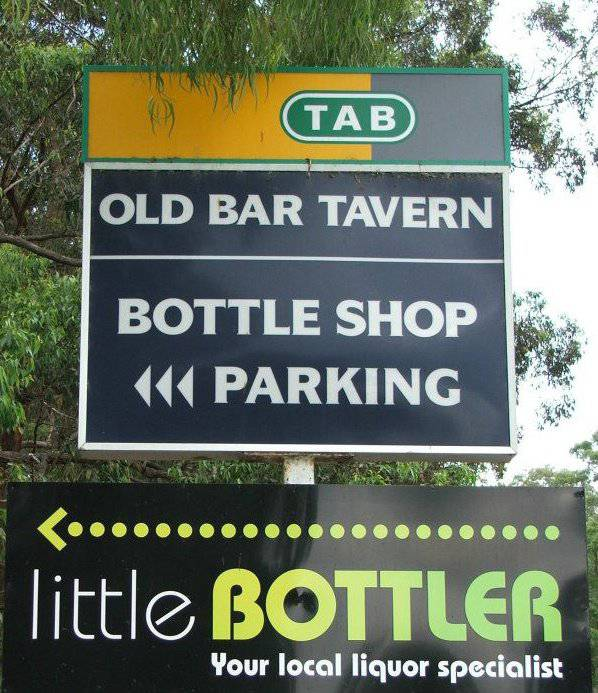 Old Bar Tavern - Accommodation Rockhampton