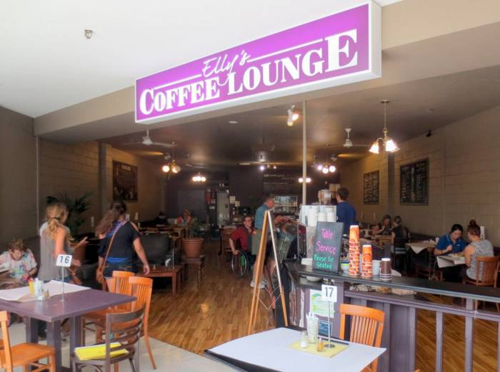 Ellys Coffee Lounge - Accommodation Rockhampton