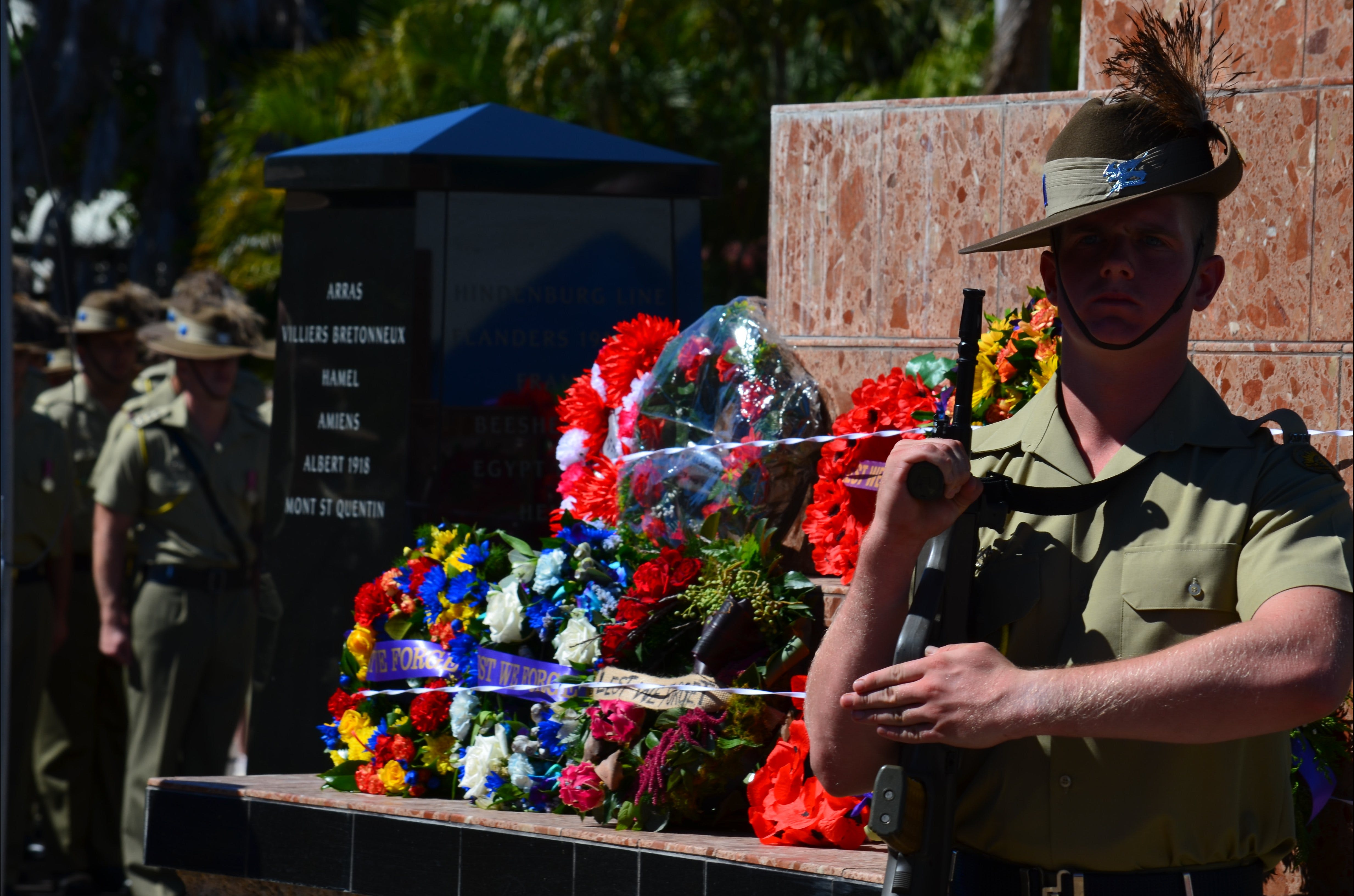 Anzac Day Charters Towers - Accommodation Rockhampton