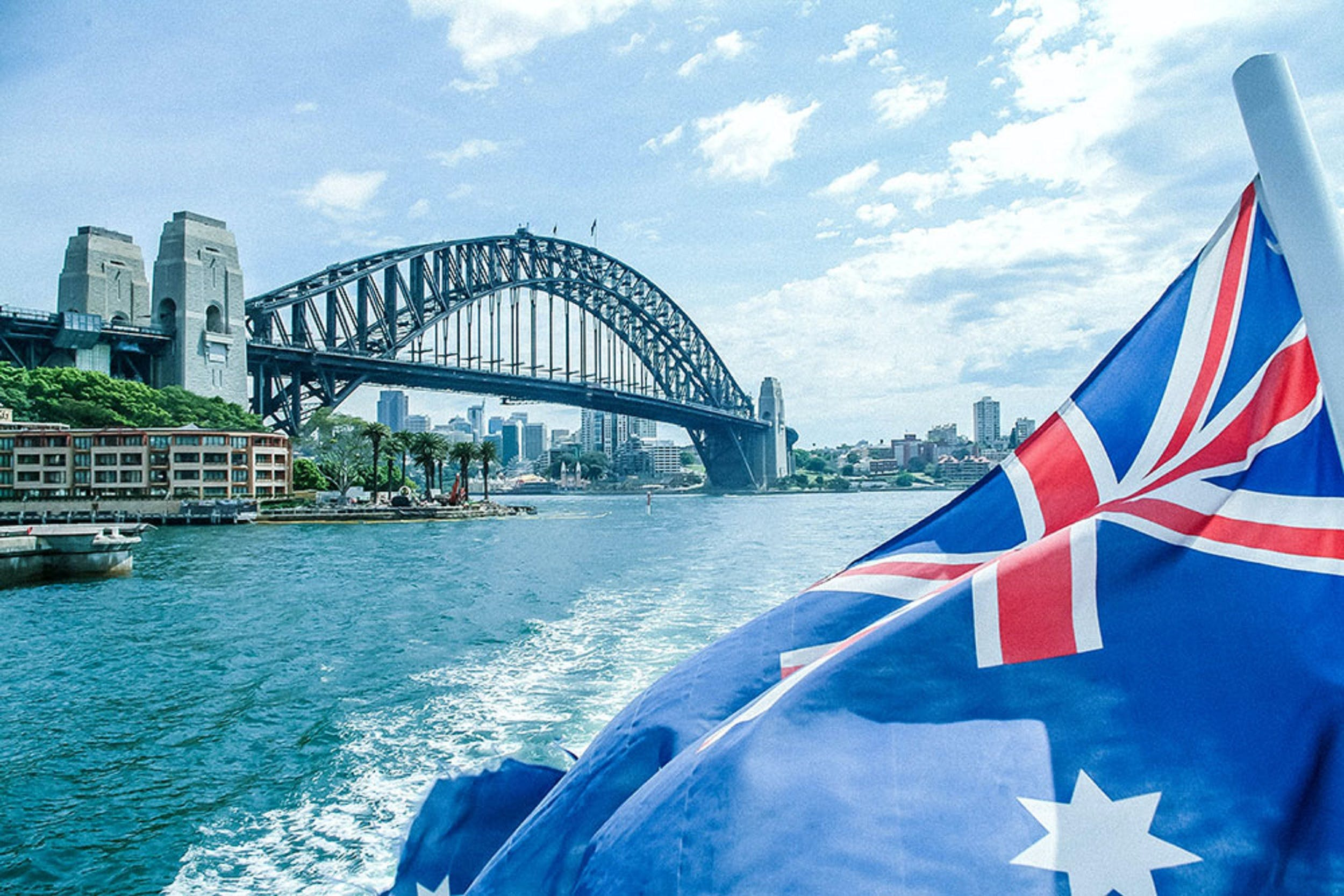 Australia Day Lunch and Dinner Cruises On Sydney Harbour with Sydney Showboats - Accommodation Rockhampton