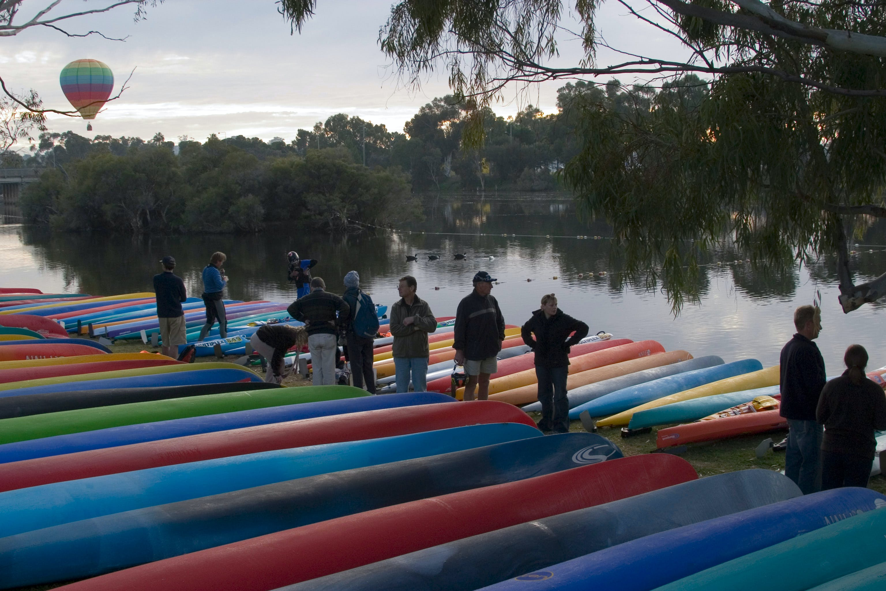 Avon Descent - Accommodation Rockhampton