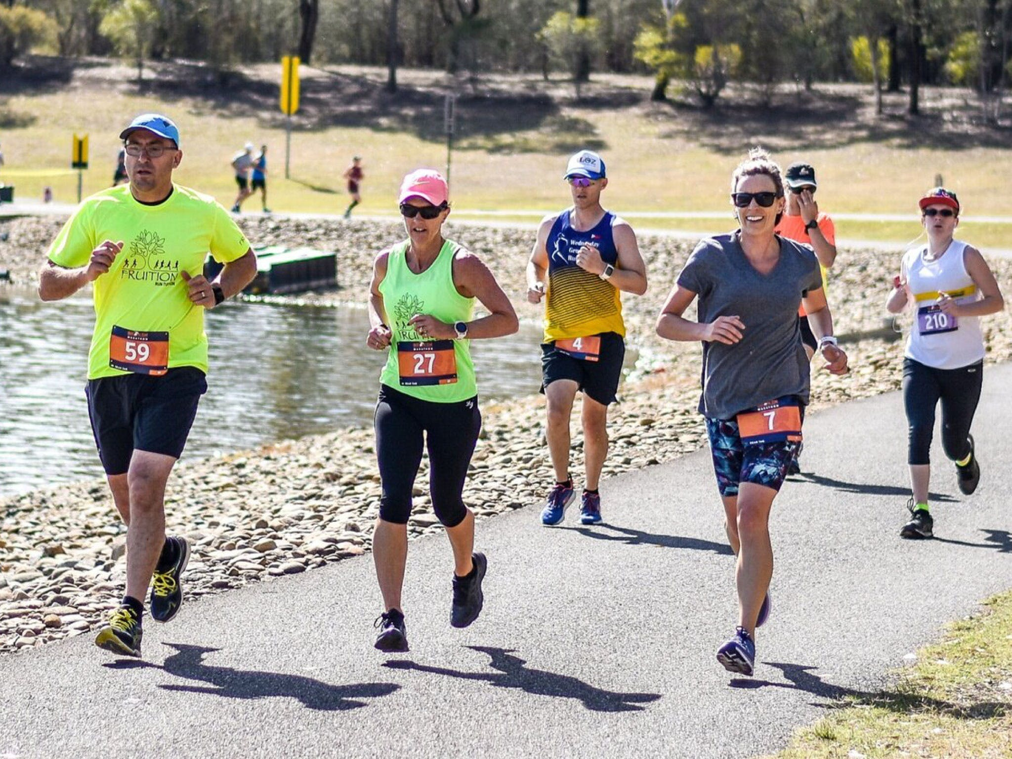 Broken Marathon Canberra - Accommodation Rockhampton
