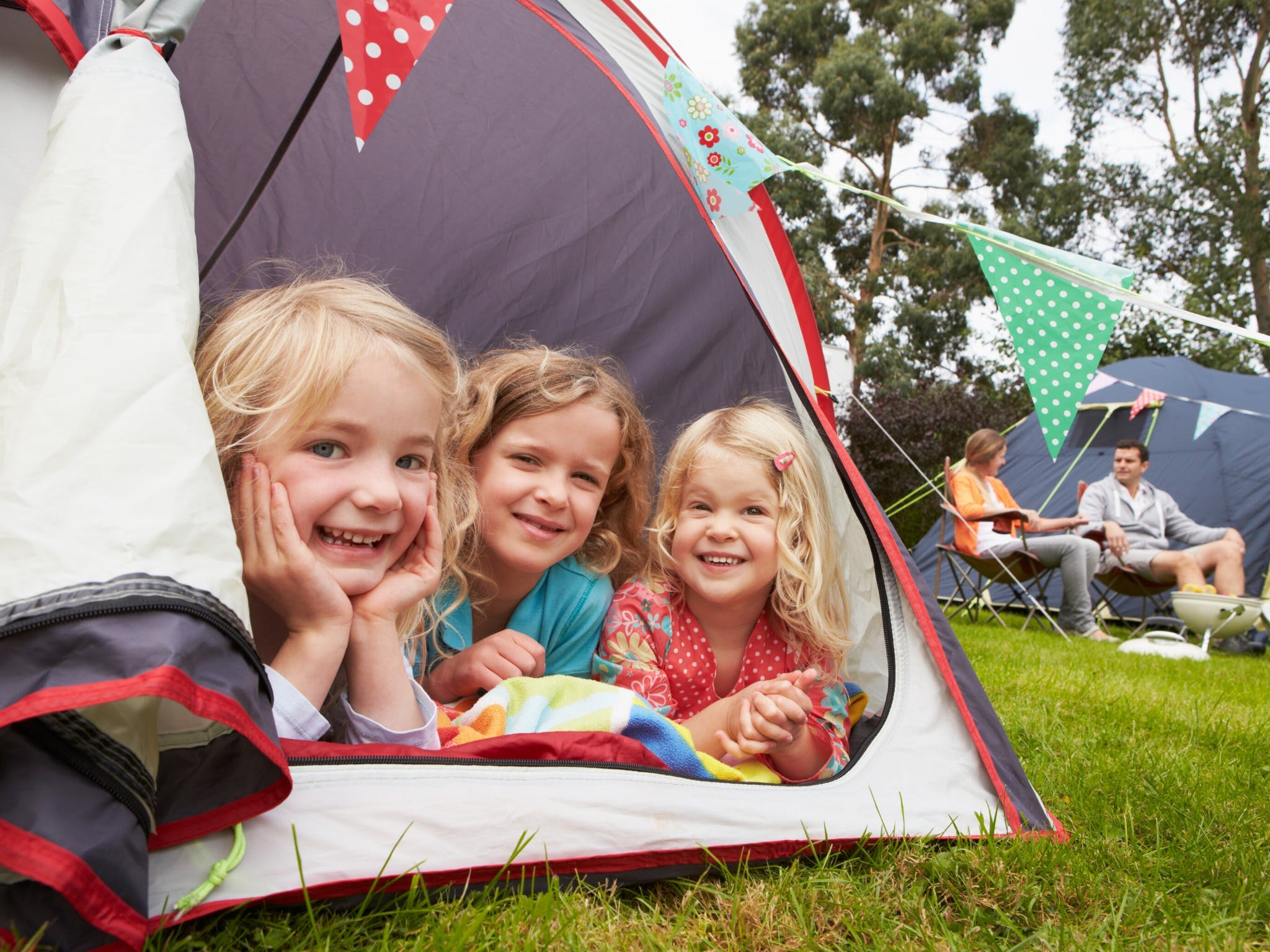 Camp Out In Town - Accommodation Rockhampton