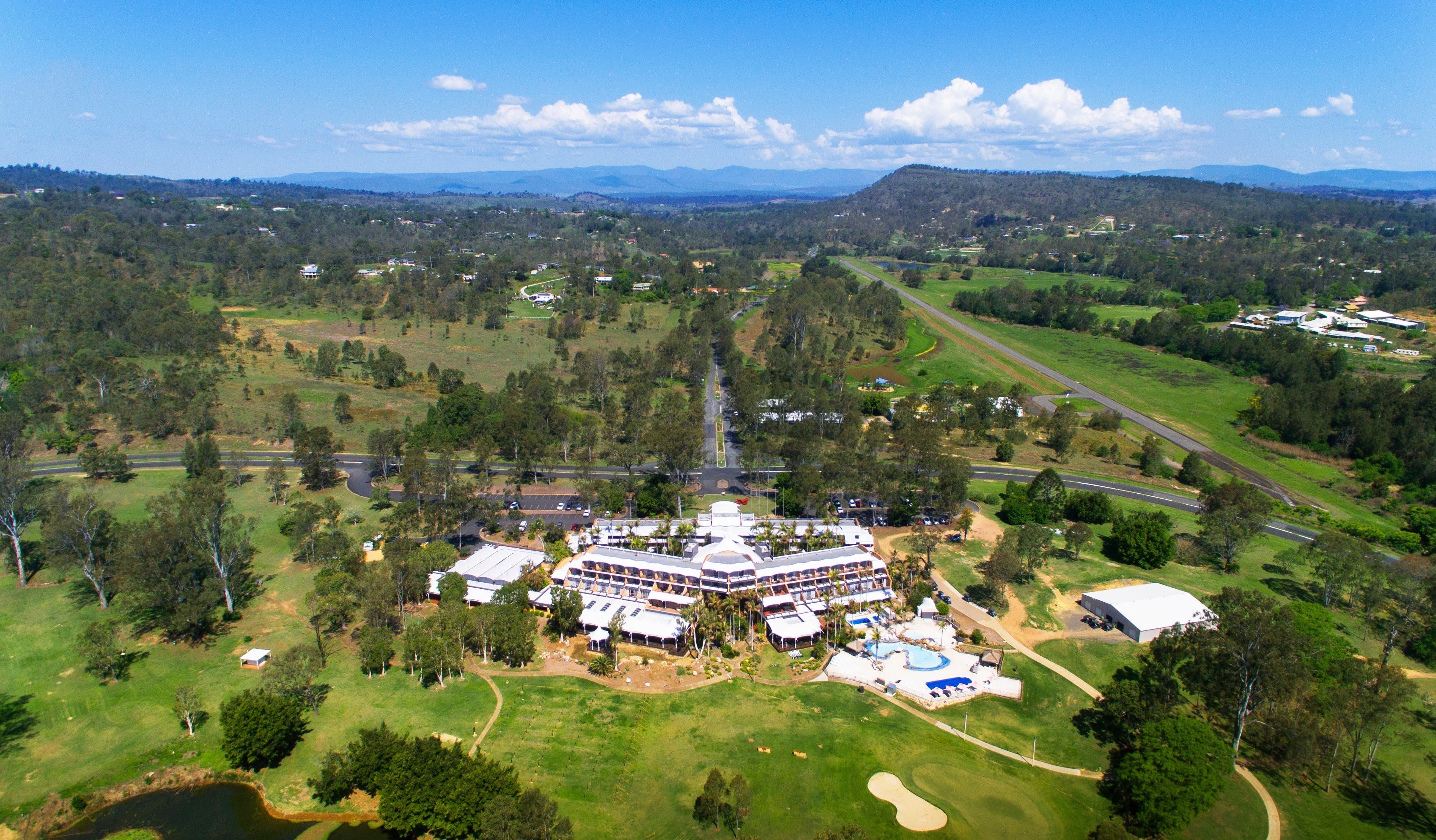 Christmas In July at The Kooralbyn ValleyResort - Accommodation Rockhampton