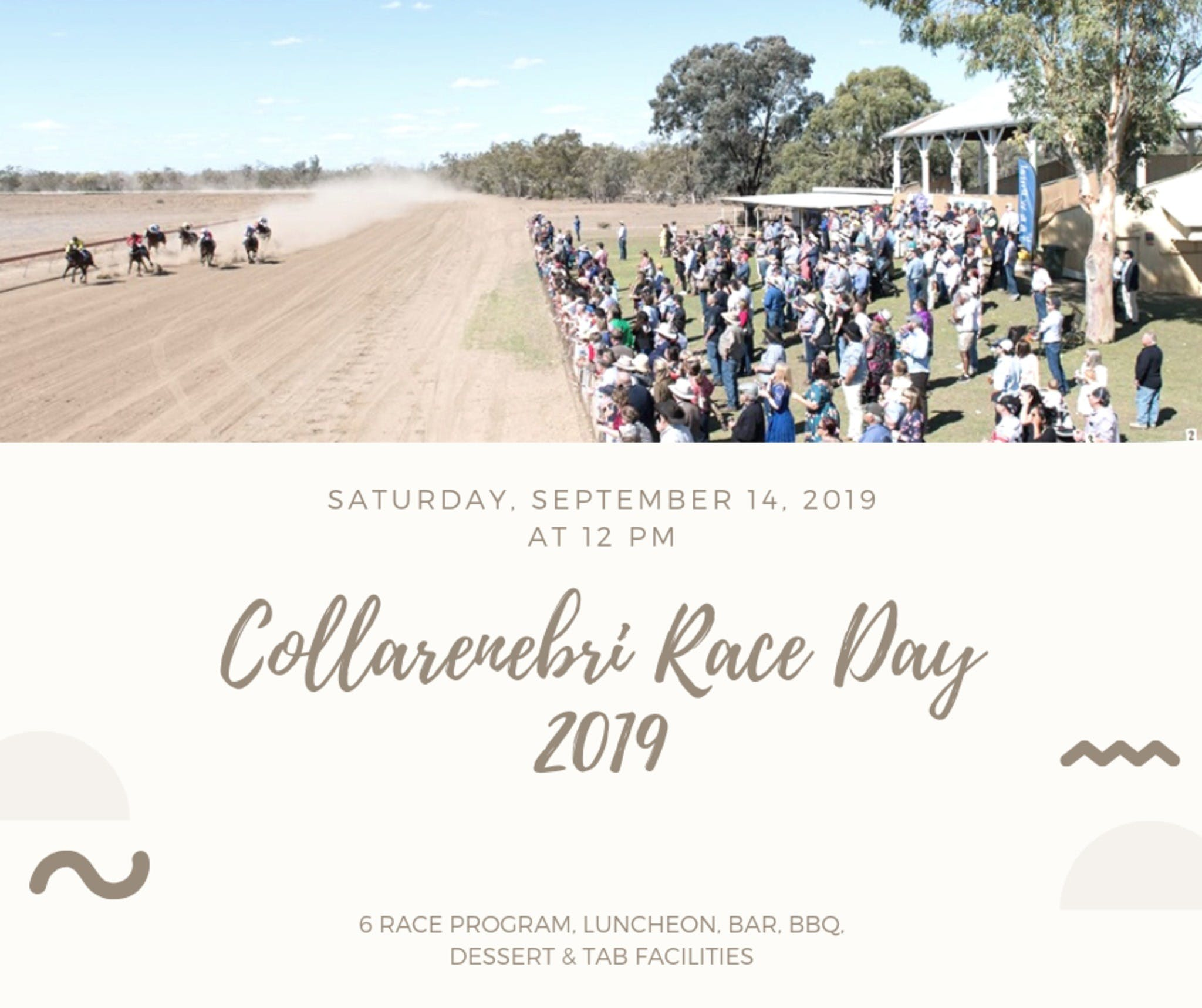Collarenebri Races - Accommodation Rockhampton