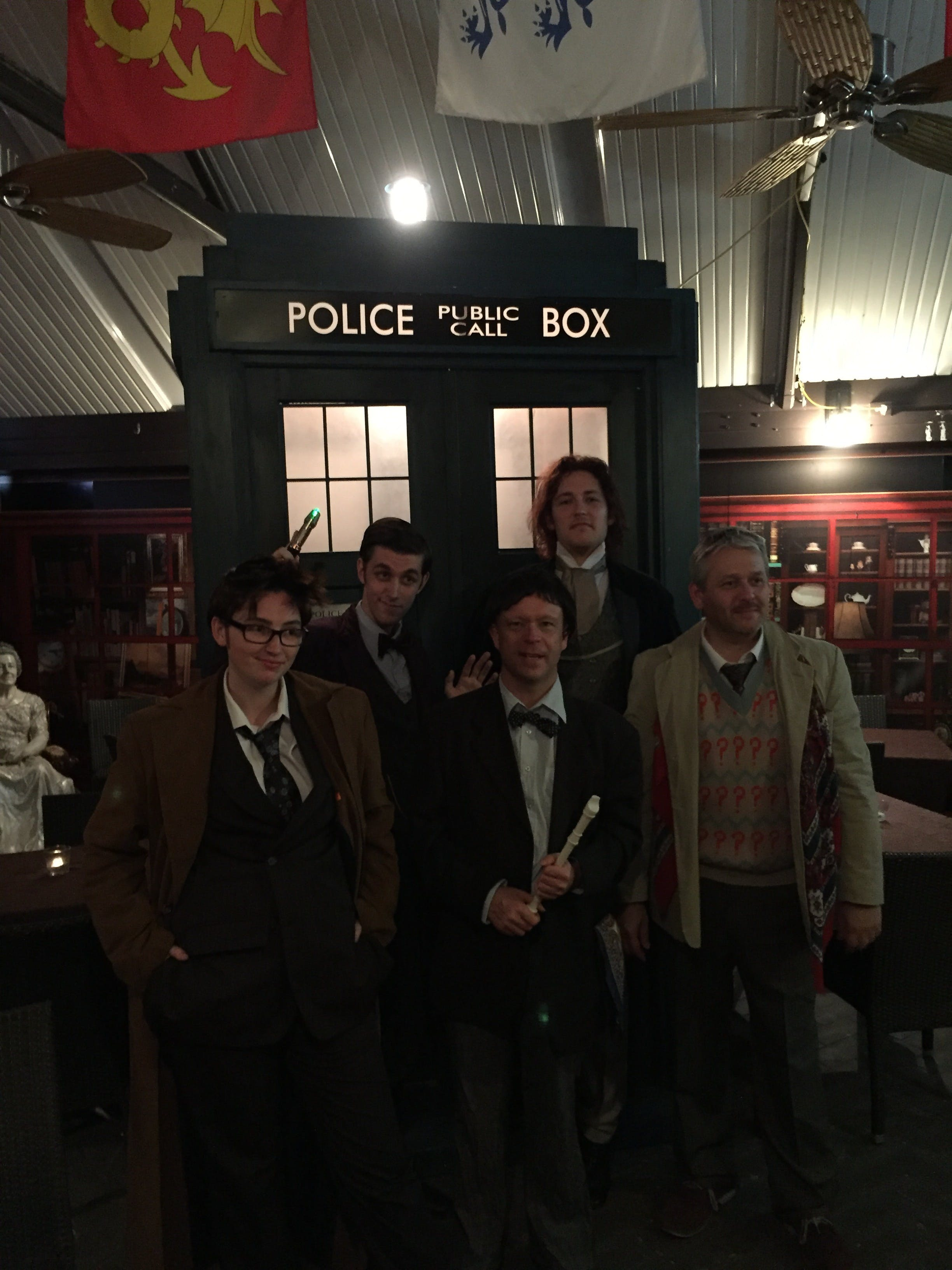 Dr Who Quiz Night - Accommodation Rockhampton
