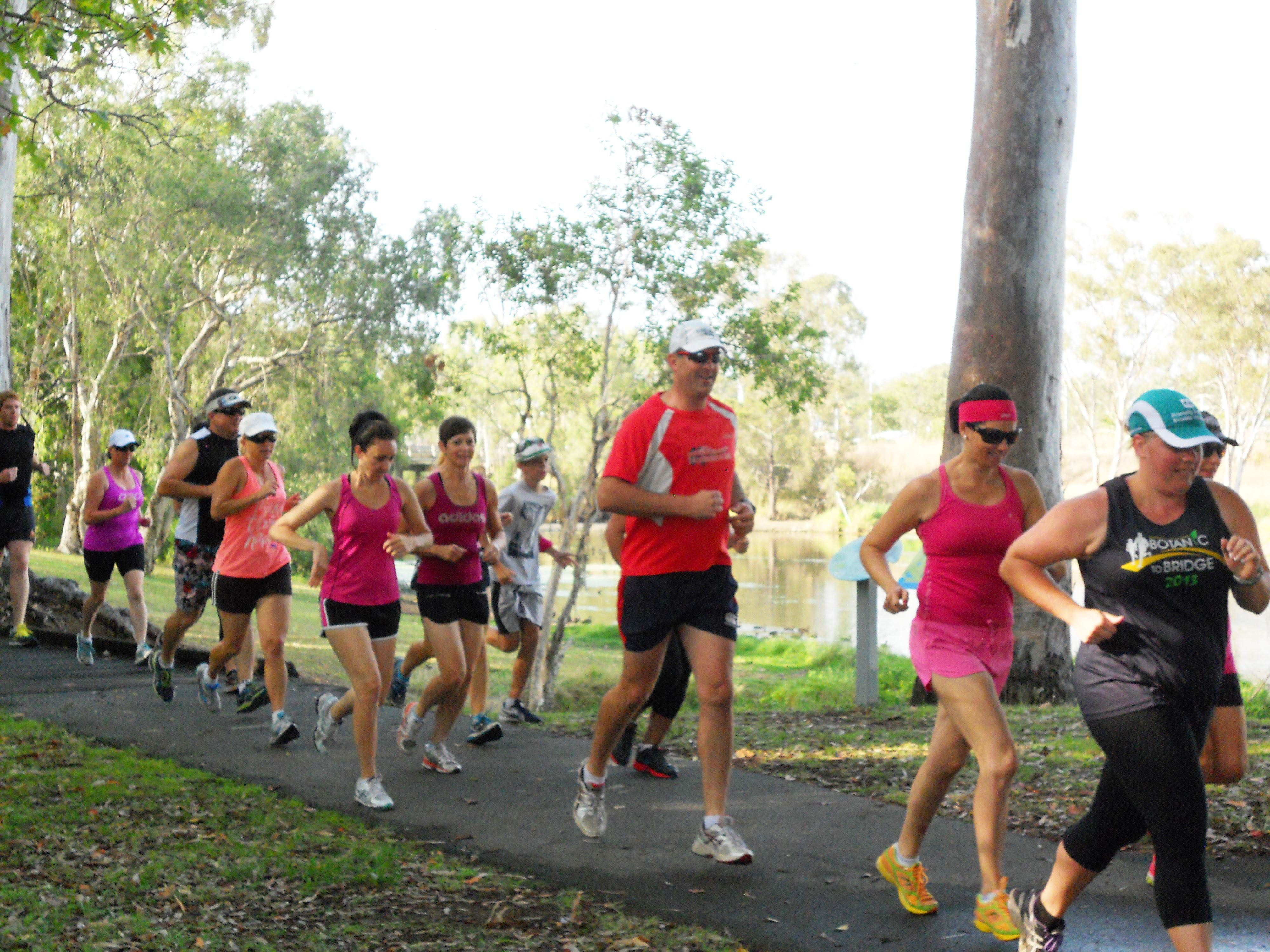 Gladstone Weekly Parkrun - Accommodation Rockhampton