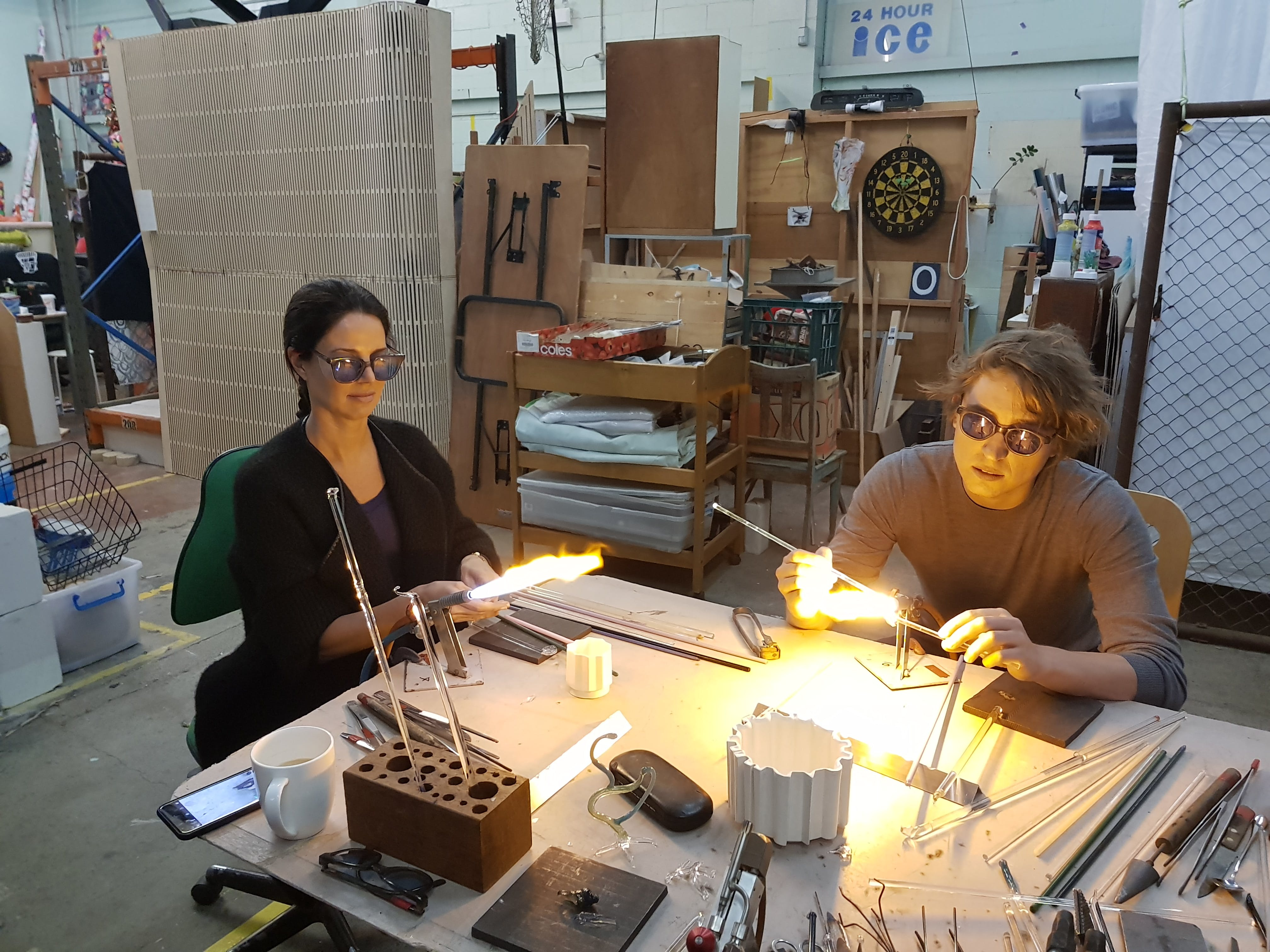 Glass Blowing Beginners Workshop Weekend - Accommodation Rockhampton
