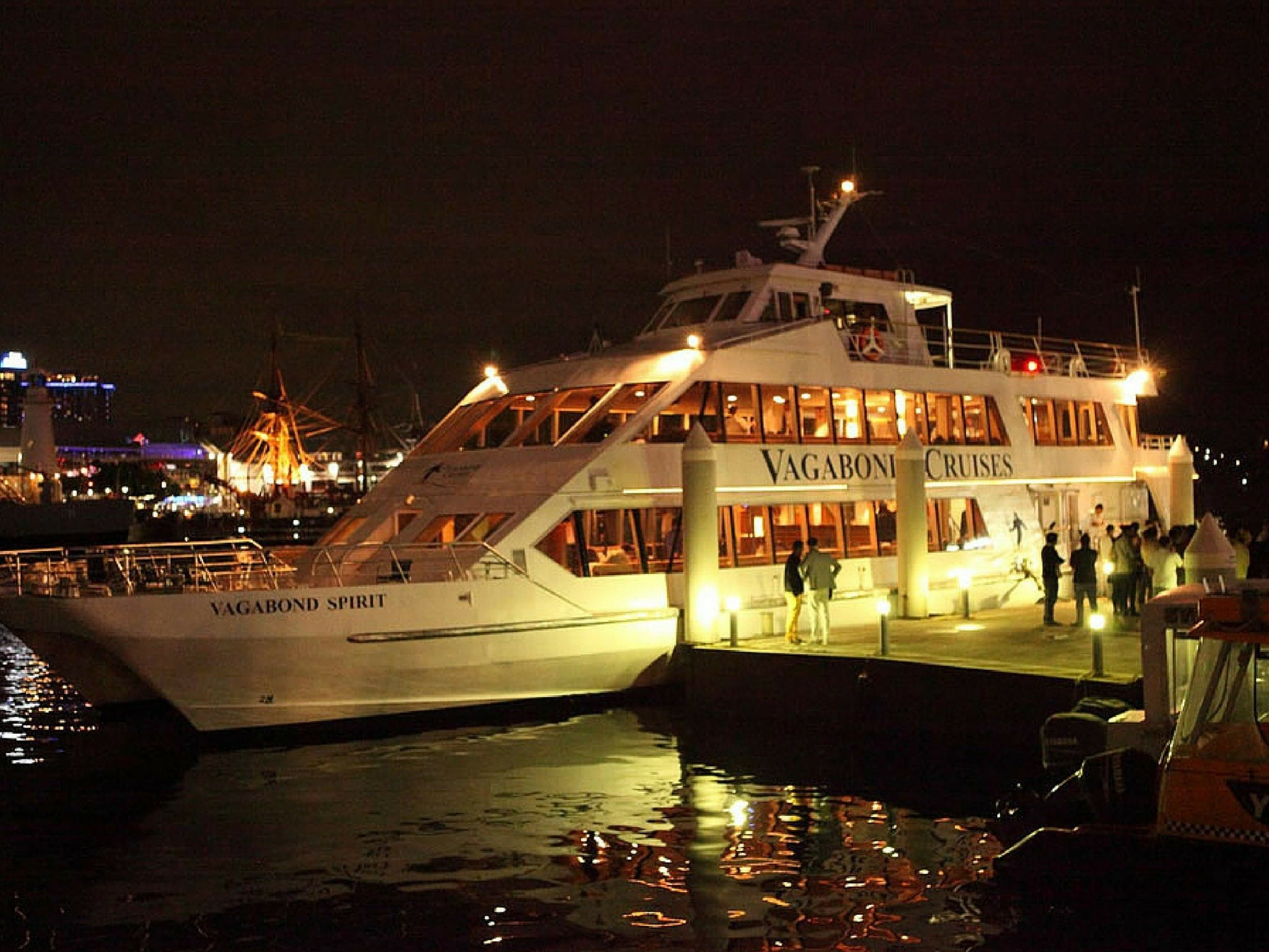 Halloween Party Cruise - Accommodation Rockhampton