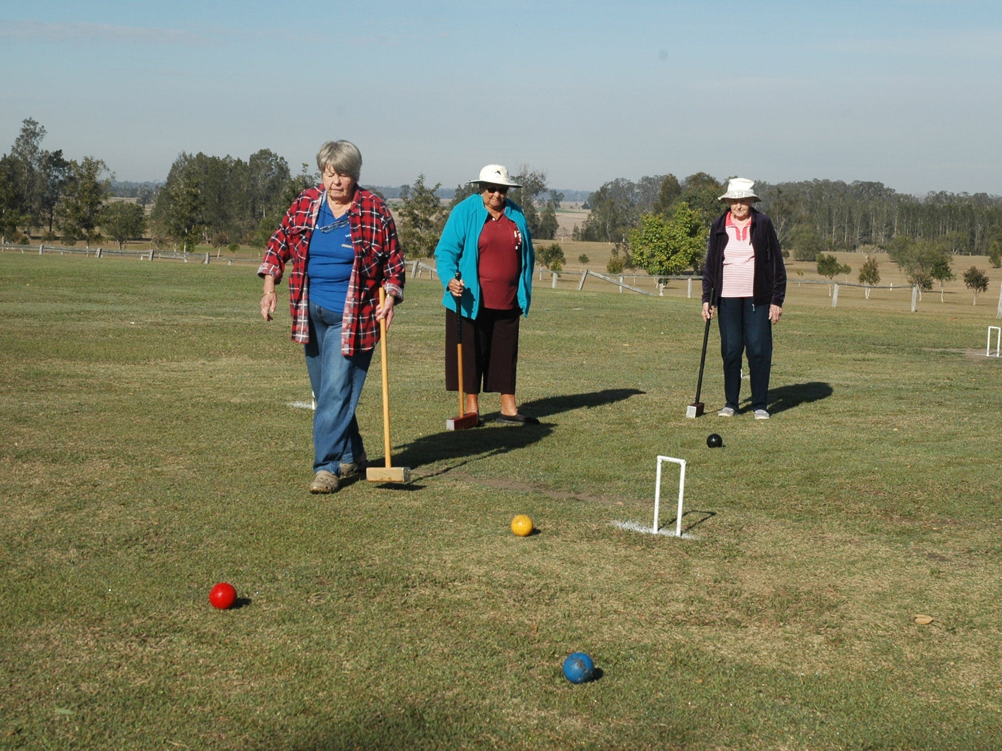 Lawrence Croquet Club - Accommodation Rockhampton