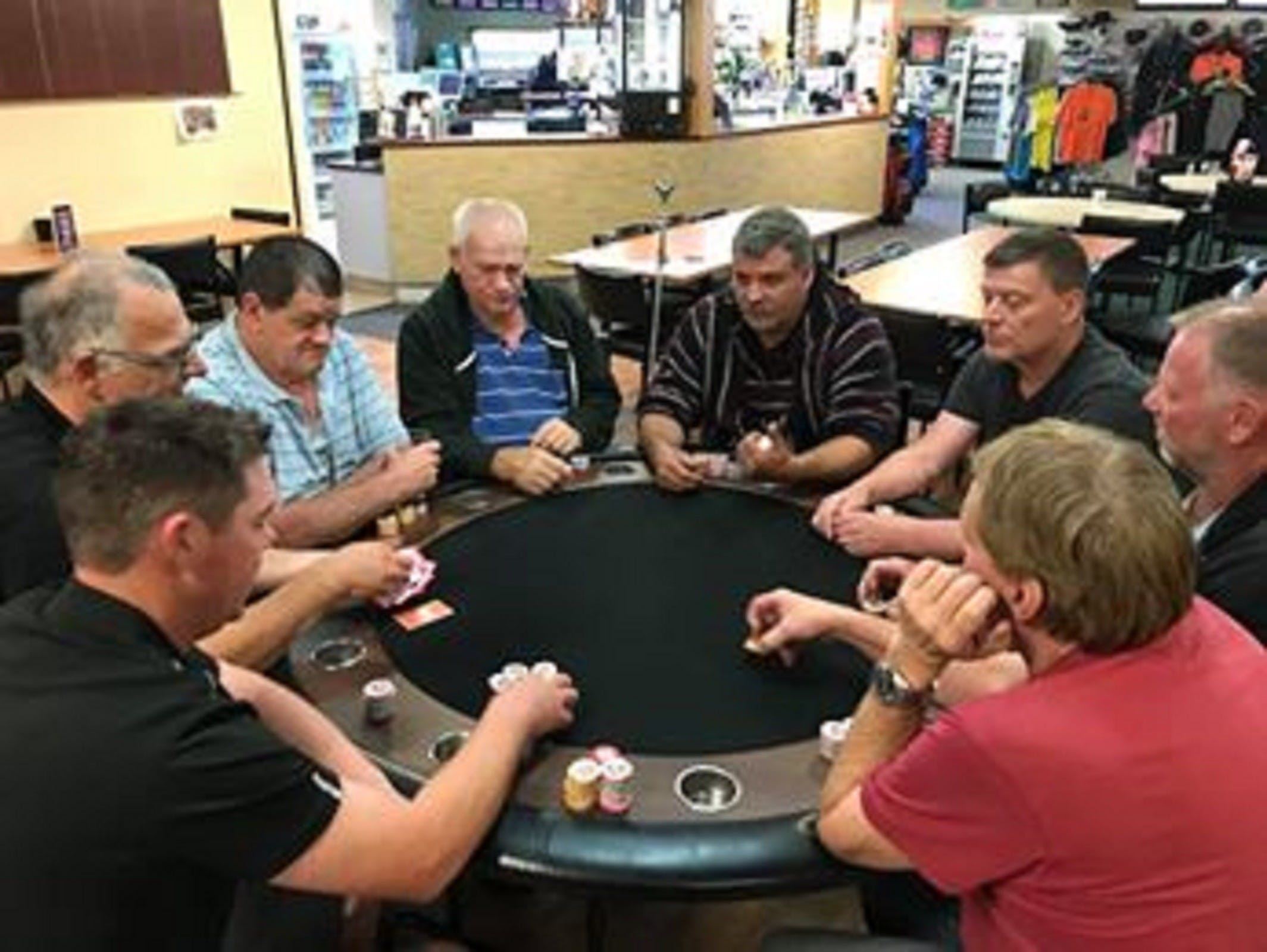 Numurkah Golf and Bowls Club - Poker Wednesday - Accommodation Rockhampton