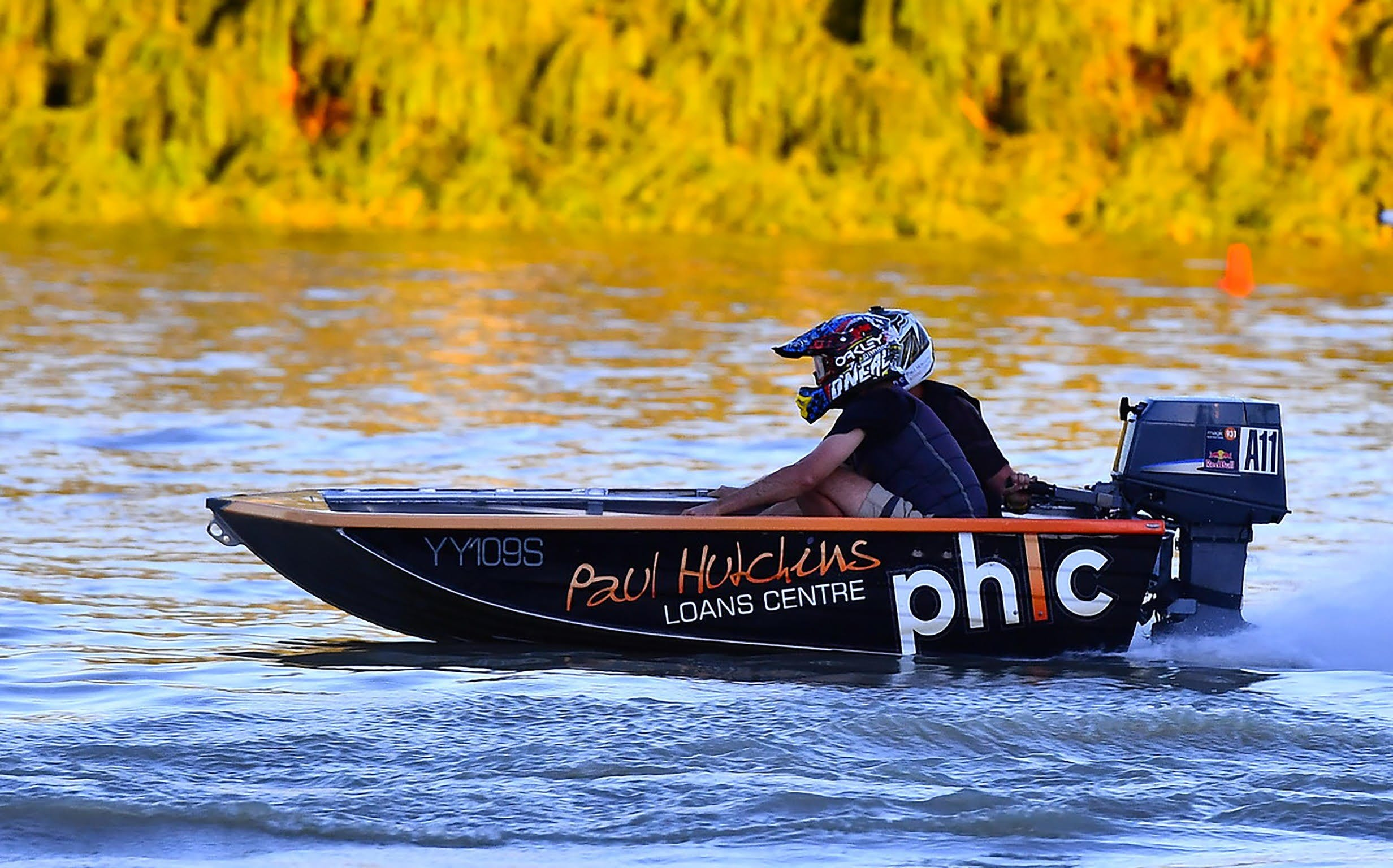 Round 6 Riverland Dinghy Club - The Paul Hutchins Loan Centre Hunchee Run - Accommodation Rockhampton