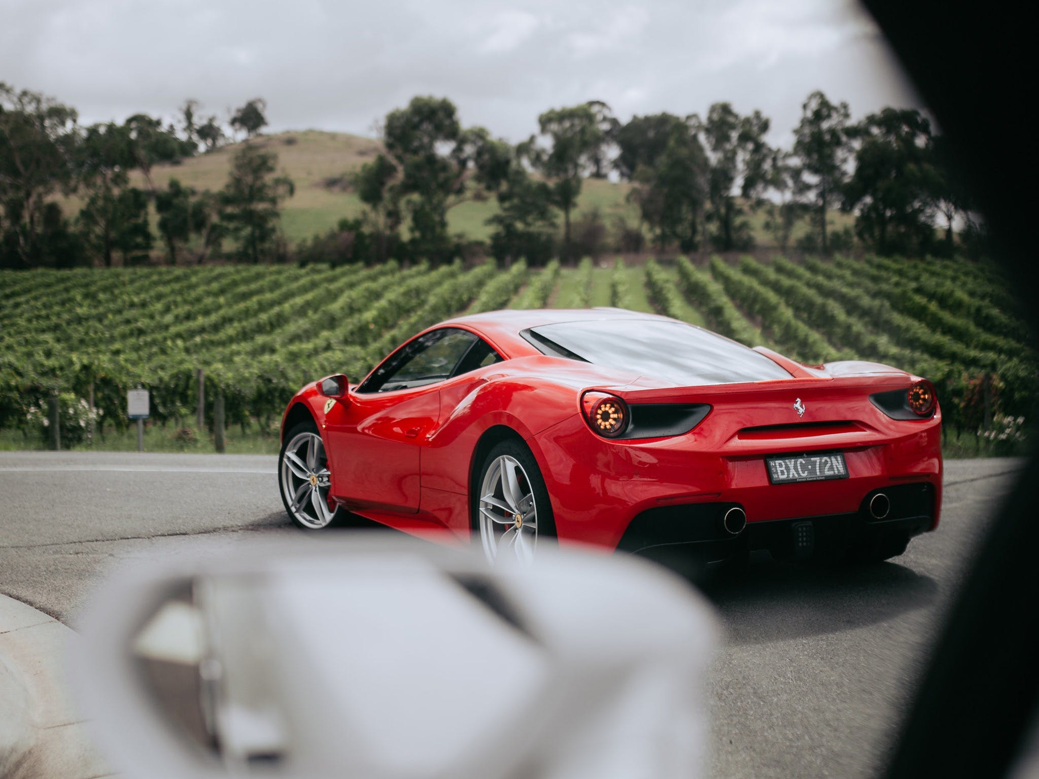The Prancing Horse Supercar Drive Day Experience - Melbourne Yarra Valley - Accommodation Rockhampton