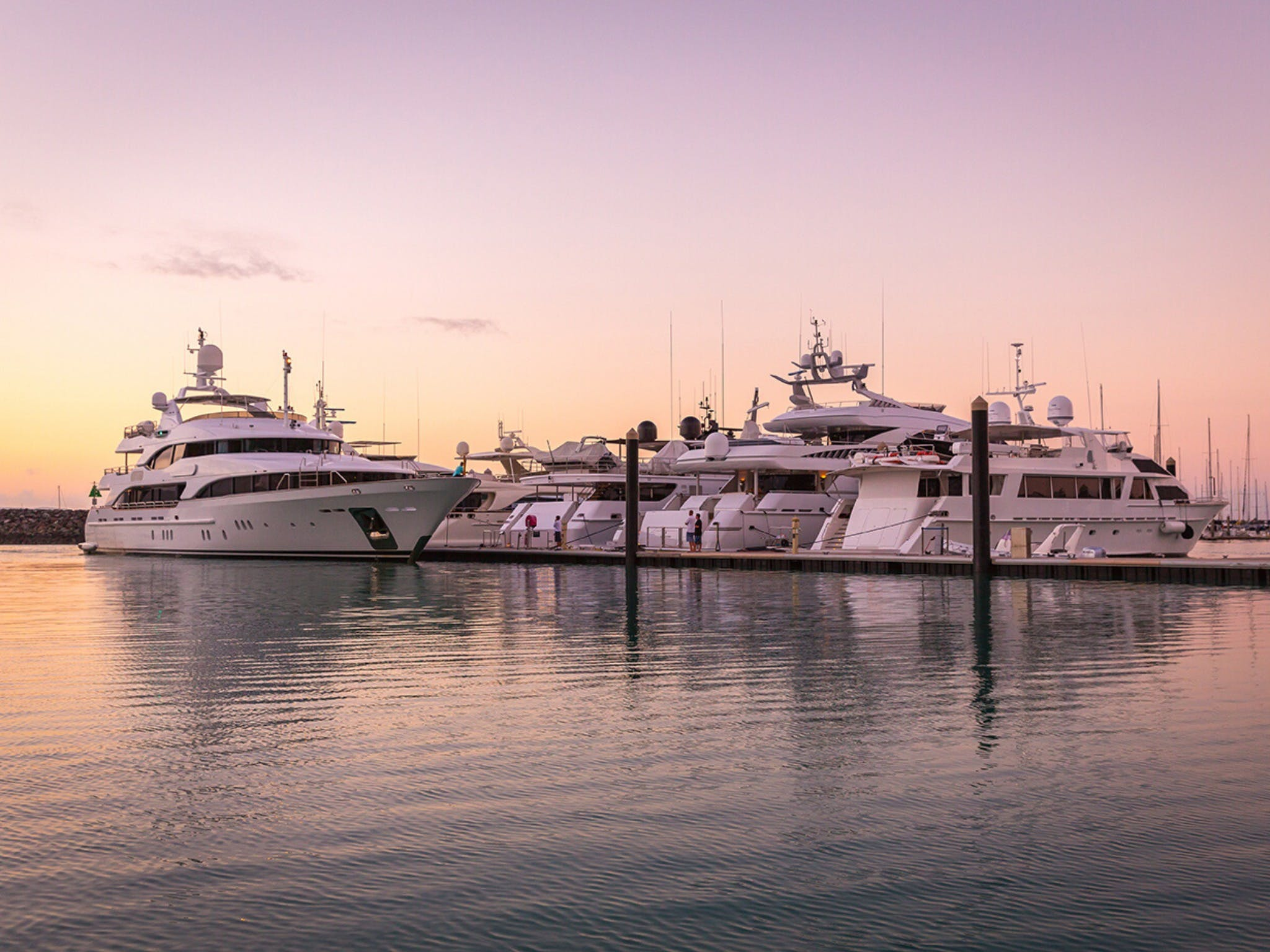 Australian Superyacht Rendezvous - Great Barrier Reef edition - Accommodation Rockhampton
