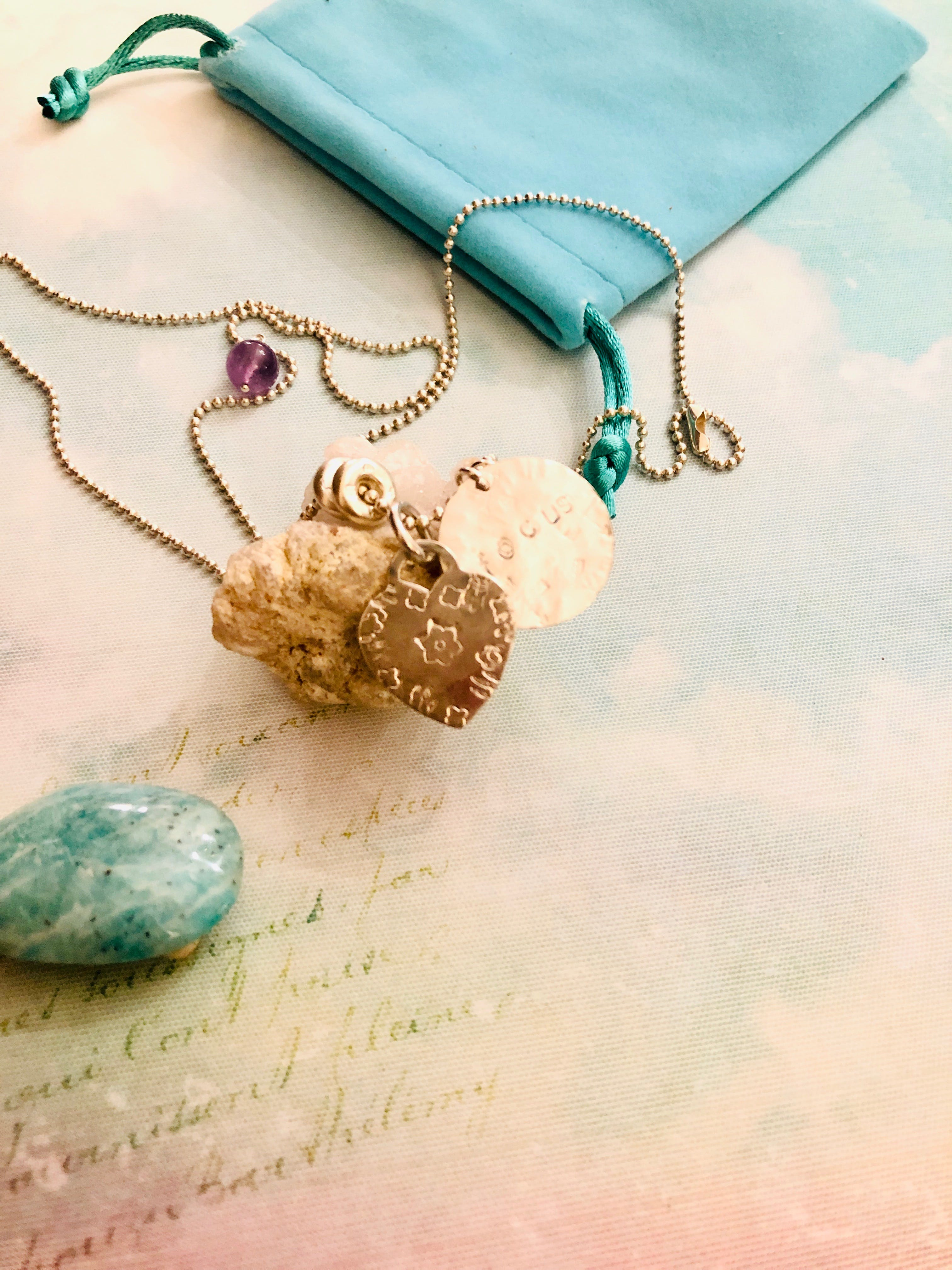 Make Your Own Manifestation Necklace Workshop - Accommodation Rockhampton