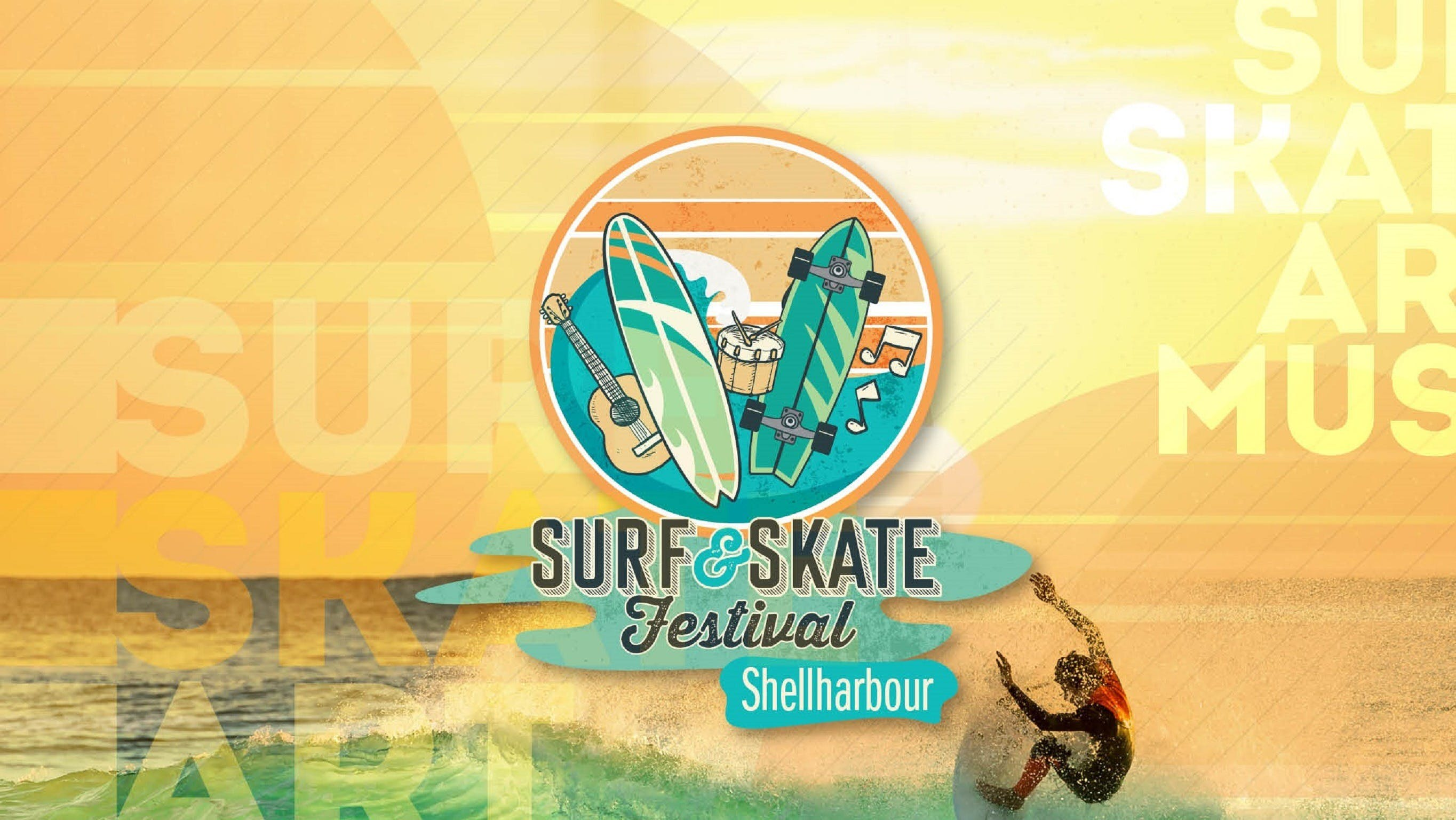 Skate and Surf Festival Shellharbour - Accommodation Rockhampton