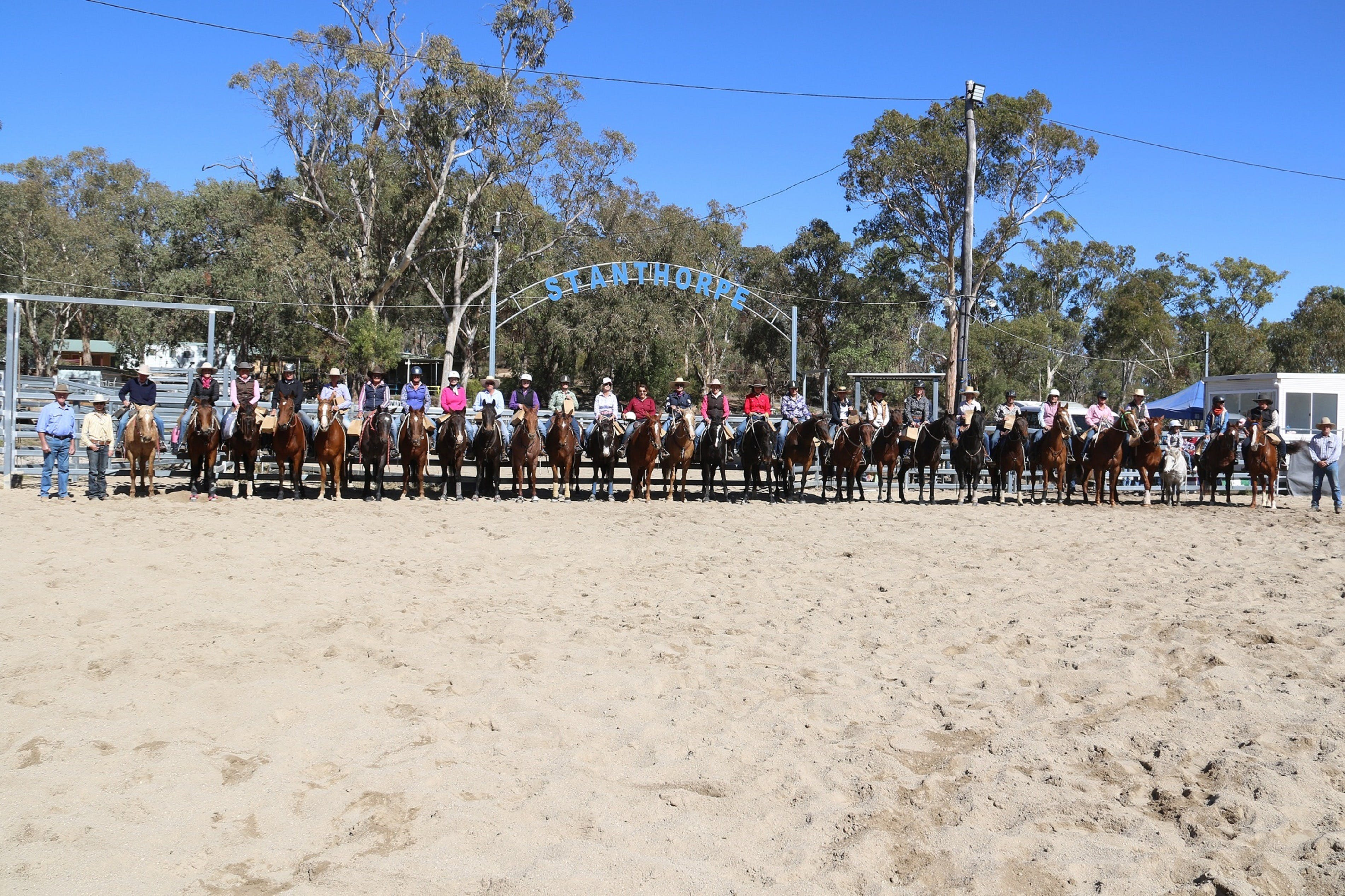 Australian Campdraft Association National Finals Campdraft 2021 - Accommodation Rockhampton