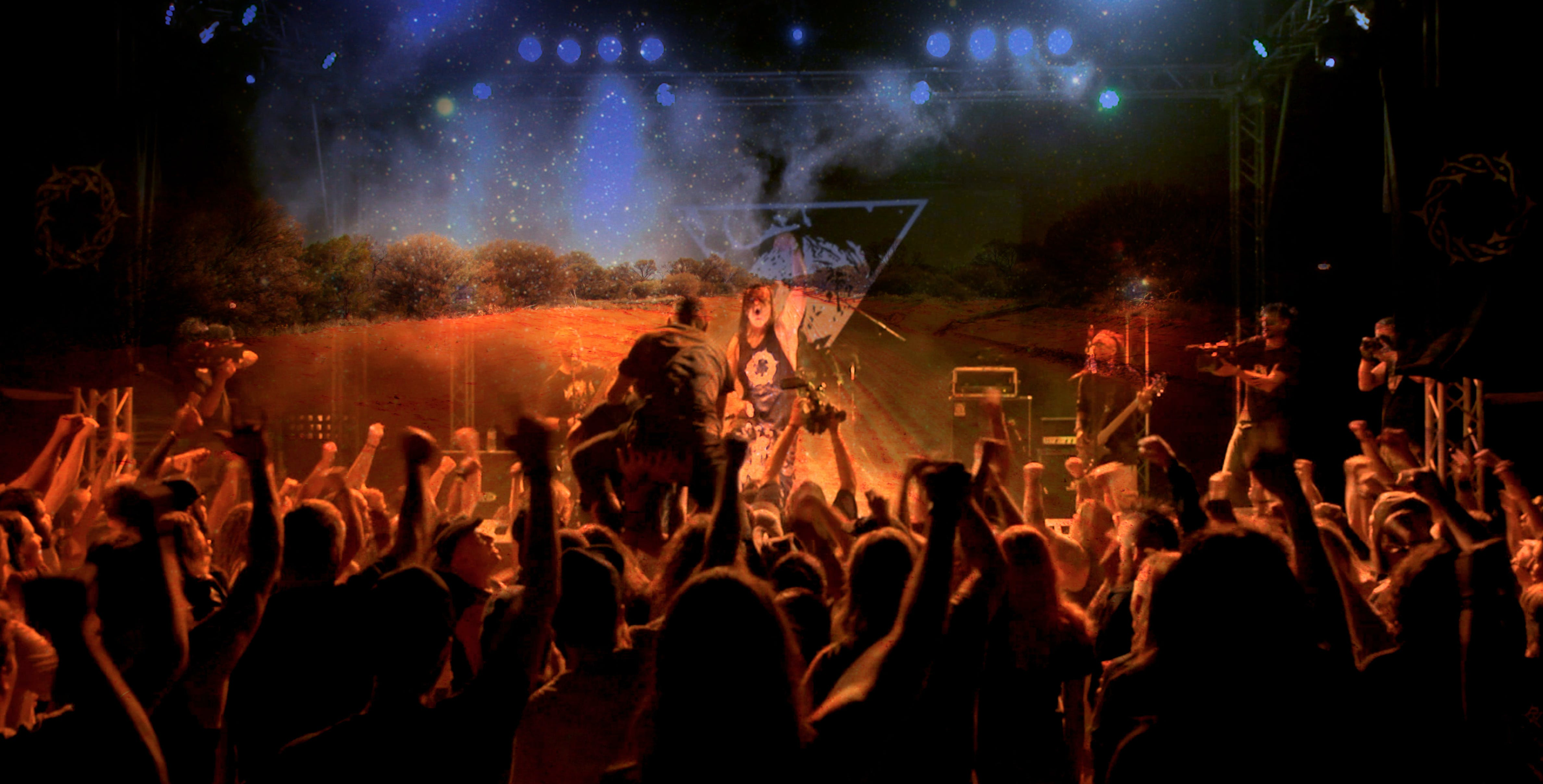Blacken Open Air - Accommodation Rockhampton