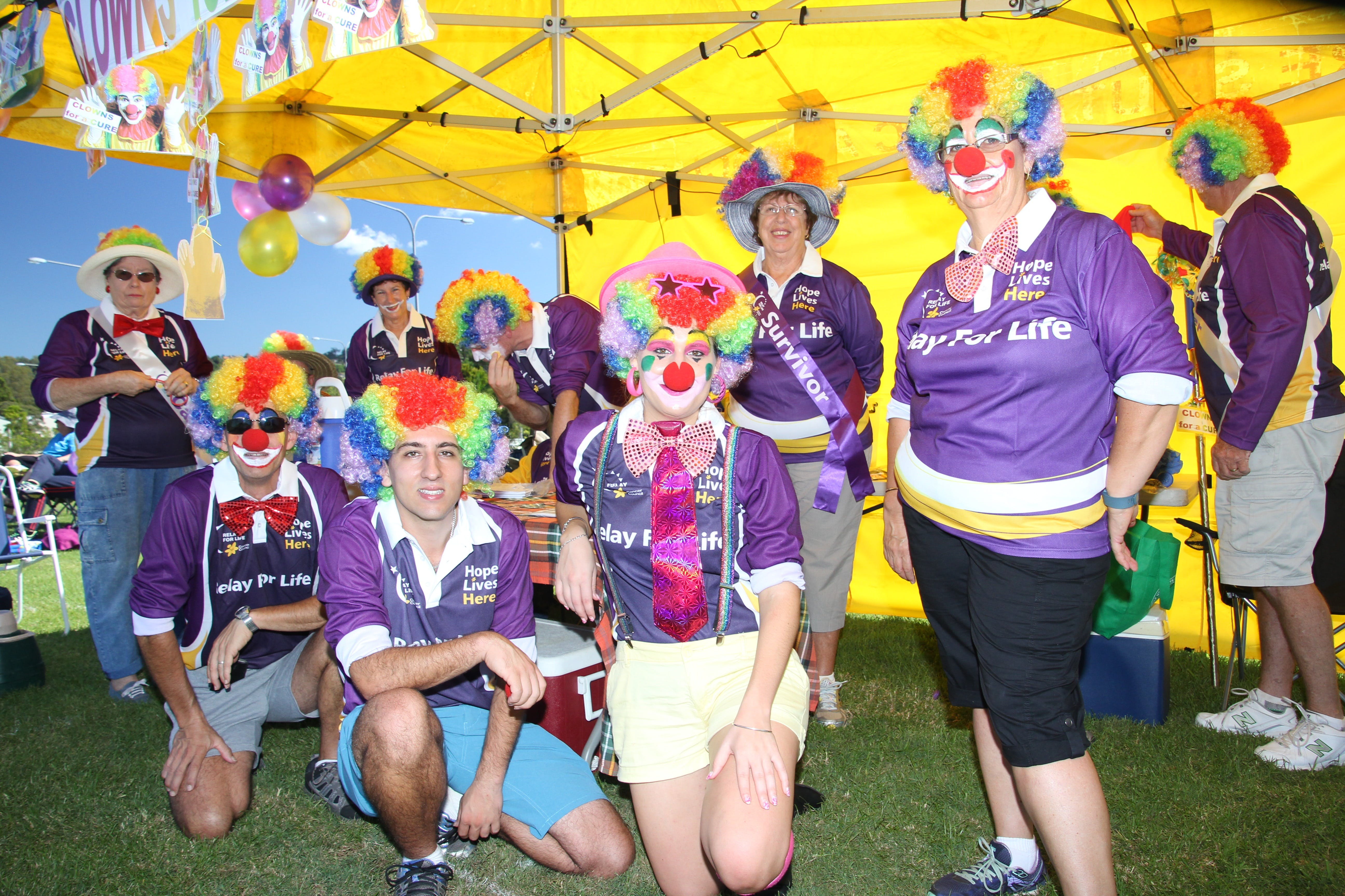 Grafton Relay for Life - NSW Cancer Council - Accommodation Rockhampton