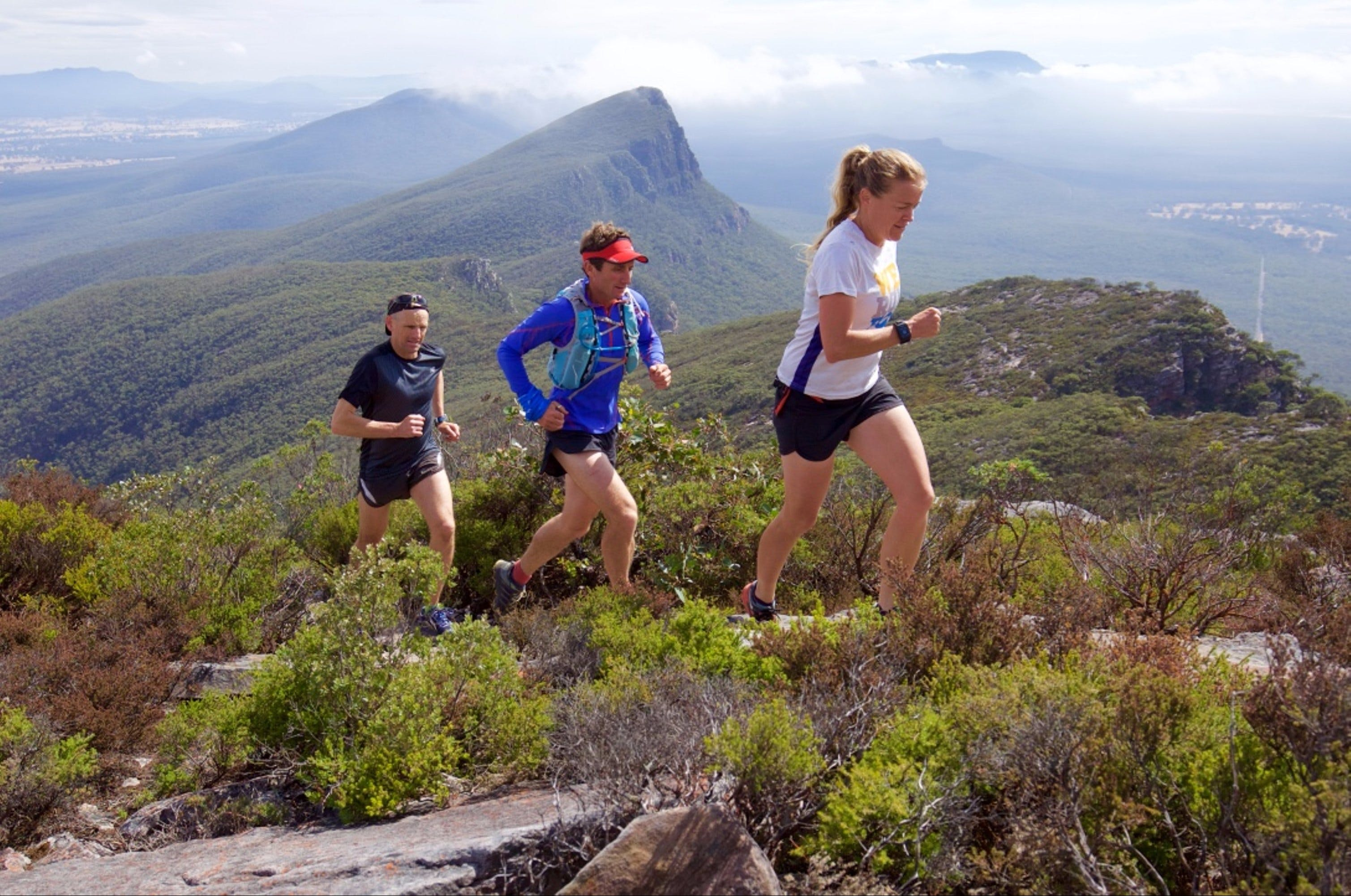 Peaks and Trails Run - Accommodation Rockhampton