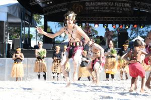 Quandamooka Festival 2021 - Accommodation Rockhampton