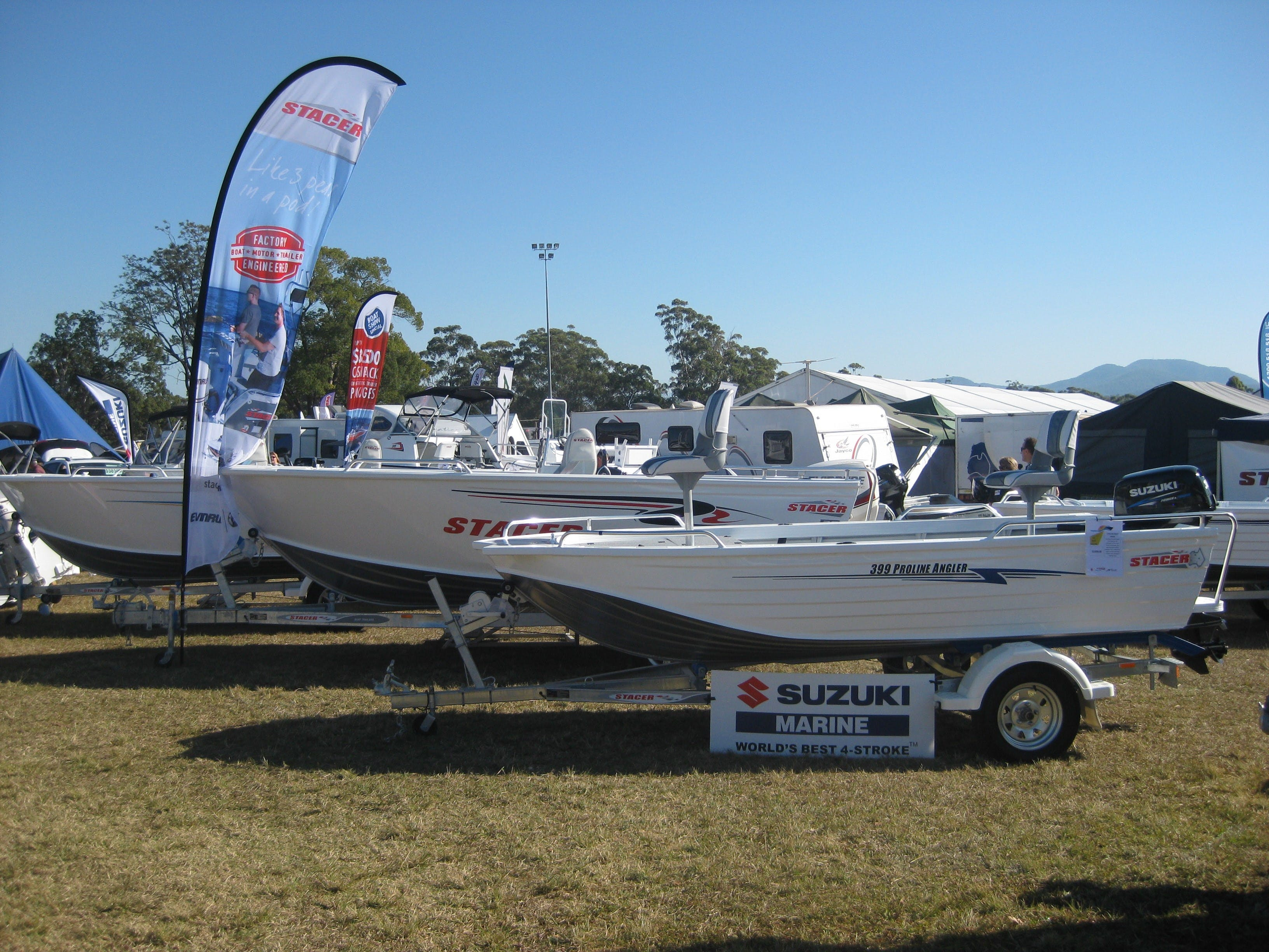Mid North Coast Caravan Camping 4WD Fish and Boat Show - Accommodation Rockhampton