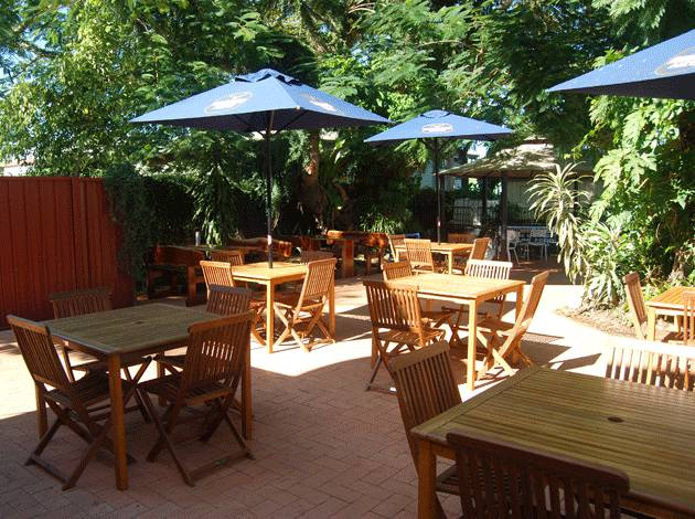 Four Iron Restaurant - Accommodation Rockhampton